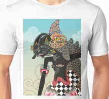 Wayang or shadow Puppet Unisex T-Shirt