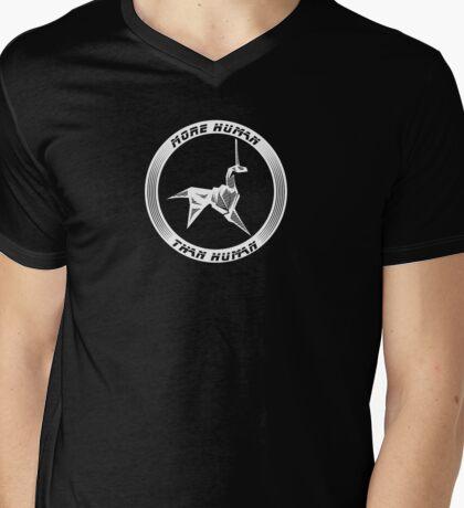Tyrell Corporation (alternate logo) Mens V-Neck T-Shirt