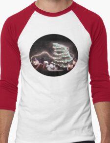 Halloween Year Men's Baseball ¾ T-Shirt
