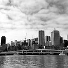 Brisbane City by rebeccajane