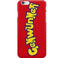 Genwunner iPhone Case/Skin