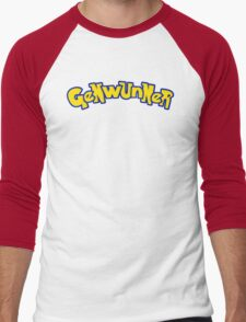 Genwunner Men's Baseball ¾ T-Shirt