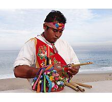 Flutes - Flautas Photographic Print