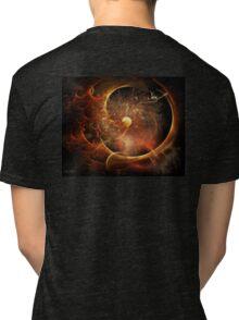 Born in the Vortex - The New Machine Tri-blend T-Shirt