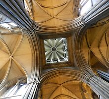 The Transept Cross by Johnathan Bellamy