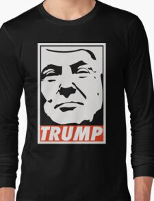 Donald Trump for President Long Sleeve T-Shirt