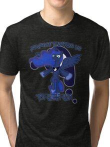 Advance Towards Us Brethren Tri-blend T-Shirt