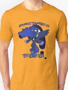 Advance Towards Us Brethren Unisex T-Shirt