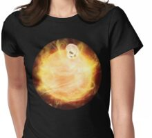 Lost in a Space / Sunlion Womens Fitted T-Shirt