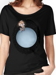 Lost in a Space / Uranusia Women's Relaxed Fit T-Shirt