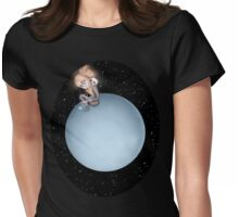 Lost in a Space / Uranusia Womens Fitted T-Shirt