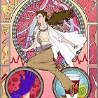 Sherlock Nouveau - Molly Hooper by Rebecca -