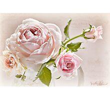 Romantic Recipe  Photographic Print