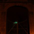 Ghost at the gate by yampy