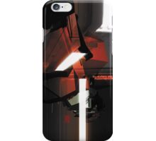 Subway Abstraction 01 iPhone Case/Skin