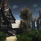 The Tirol House by alaskaman53