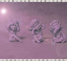 ~ See no evil, hear no evil, speak no evil ~ by Alexandra  Lexx Larsson