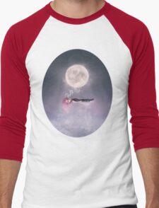 Moonsende / Back to Home Men's Baseball ¾ T-Shirt