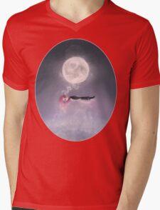 Moonsende / Back to Home Mens V-Neck T-Shirt