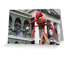 Haunted Mansion Holiday Greeting Card