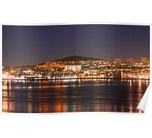 Dundee Lights Poster