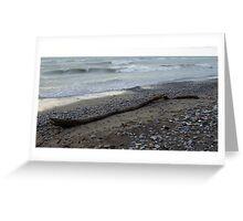 Lake Ontario Shoreline Greeting Card