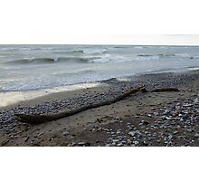 Lake Ontario Shoreline Photographic Print