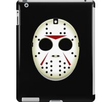 Jason Mask Halloween iPad Case/Skin