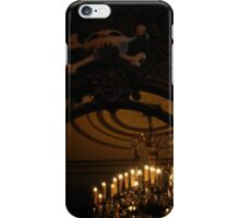 Haunted Mansion Holiday Mirror iPhone Case/Skin