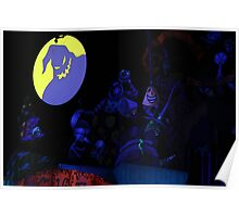 Haunted Mansion Holiday Oogie Boogie Poster