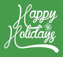 Happy Holidays!  Kids Tee