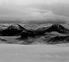 View from Skiddaw by JMChown