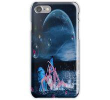 Fallen Butterfly Woman iPhone Case/Skin