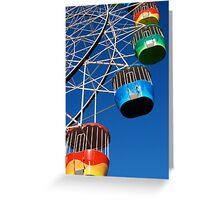 Hanging Baskets Greeting Card