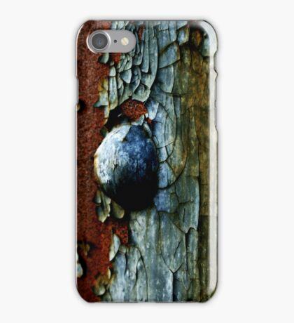 Iron puzzle iPhone Case/Skin