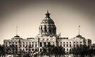 Minnesota Capitol Building by KBritt
