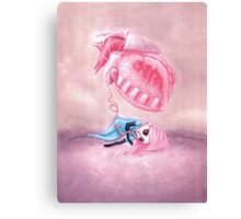 Be All Heart Canvas Print