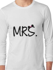 Mrs. Long Sleeve T-Shirt