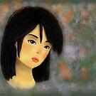 a girl by ankh222