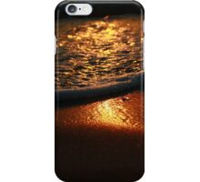 Sea water detail iPhone Case/Skin
