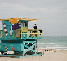 miami beach colours by mellychan