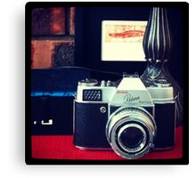 Kodak Retina Reflex Part 1 Canvas Print