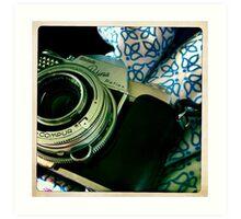 Kodak Retina Reflex Part 4 Art Print