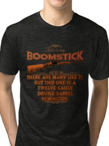 Boomstick Creed Dark Tri-blend T-Shirt