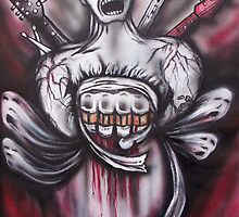Scream It out by Sherry Arthur