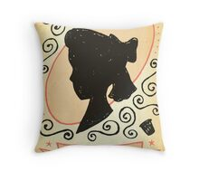 Wendy Darling Throw Pillow