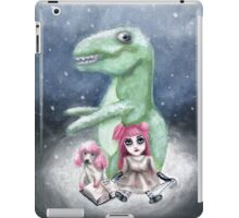 Kimmy and Rex iPad Case/Skin