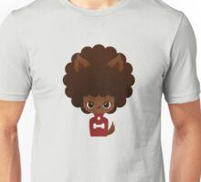 Werewolf afro girl Unisex T-Shirt