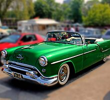 54 Olds by larry flewers