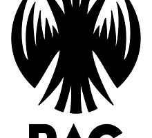 RAC Crest - Reclamation Apprehension Coalition by solotalkmedia
